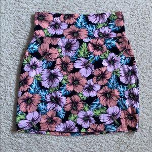 Victoria Secret PINK Floral Skirt
